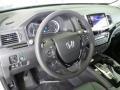 2017 Honda Pilot Black Interior Interior Photo