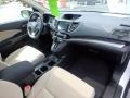 2015 White Diamond Pearl Honda CR-V EX AWD  photo #16