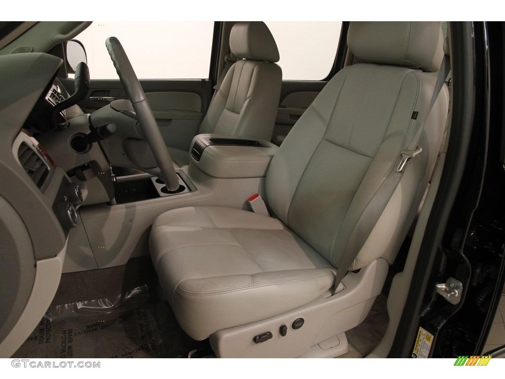 2013 Chevrolet Silverado 1500 LTZ Crew Cab 4x4 Interior Color Photos