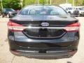 2017 Shadow Black Ford Fusion S  photo #3