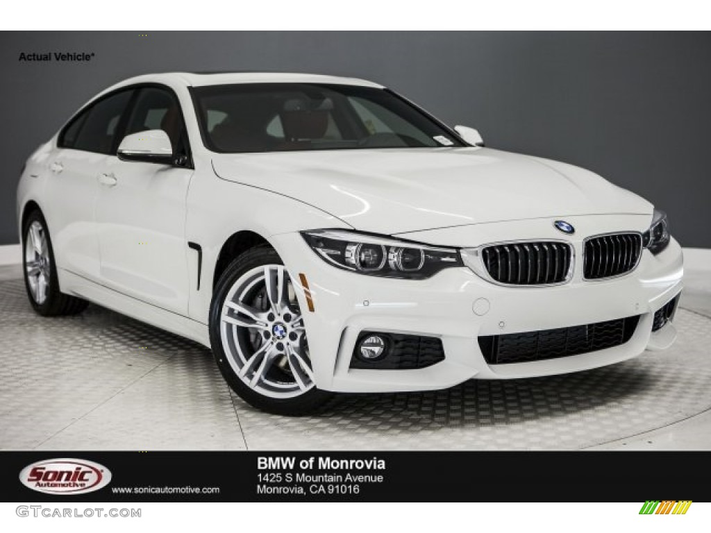 Bmw 428i Specs >> 2018 Alpine White BMW 4 Series 430i Gran Coupe #120018342 Photo #12 | GTCarLot.com - Car Color ...