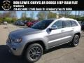 Billet Silver Metallic 2017 Jeep Grand Cherokee Limited 4x4