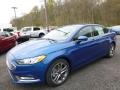 Lightning Blue 2017 Ford Fusion Gallery