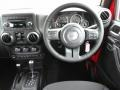Black Steering Wheel Photo for 2017 Jeep Wrangler Unlimited #120077874