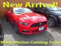 2016 Race Red Ford Mustang V6 Coupe #120084017