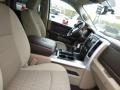2012 Sagebrush Pearl Dodge Ram 1500 Big Horn Quad Cab 4x4  photo #3