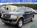 True Blue Metallic 2003 Ford Explorer XLT 4x4