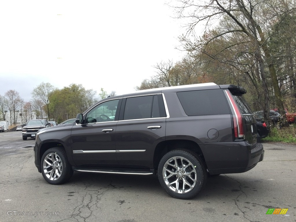 2017 Dark Granite Metallic Cadillac Escalade Luxury 4wd 120106628 Photo 6 Car