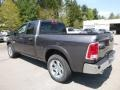 Granite Crystal Metallic - 1500 Laramie Quad Cab 4x4 Photo No. 4