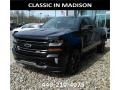 Black - Silverado 1500 LT Double Cab 4x4 Photo No. 1