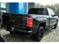 Black - Silverado 1500 LT Double Cab 4x4 Photo No. 2