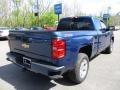 Deep Ocean Blue Metallic - Silverado 1500 LT Double Cab 4x4 Photo No. 6