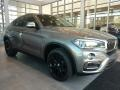 Space Gray Metallic 2017 BMW X6 xDrive35i