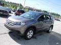 2014 Urban Titanium Metallic Honda CR-V LX AWD  photo #5