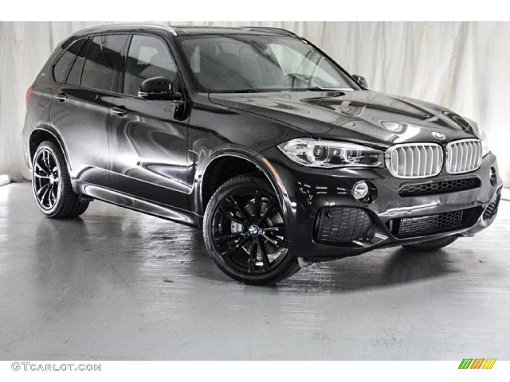 Black Sapphire Metallic BMW X5