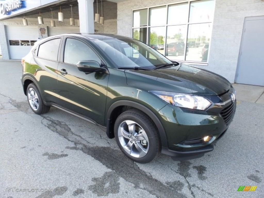 2017 misty green pearl honda hr v ex awd 120180986 photo 28 car color galleries. Black Bedroom Furniture Sets. Home Design Ideas