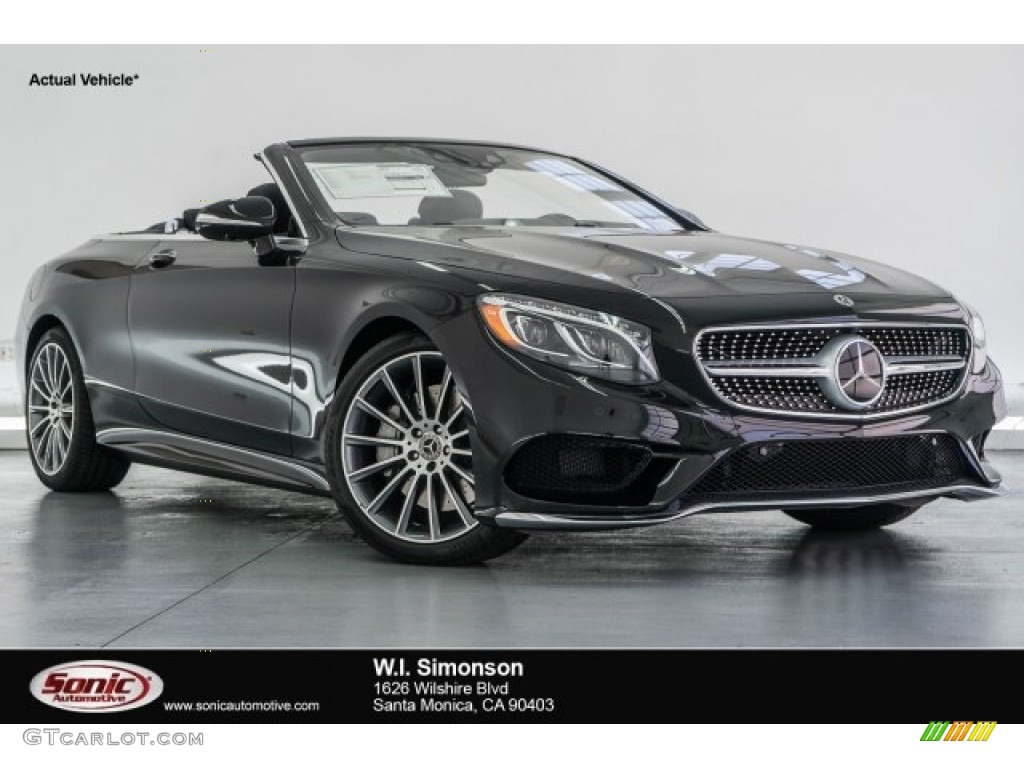 2017 black mercedes benz s 550 cabriolet 120180998