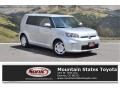 Classic Silver Metallic 2013 Scion xB