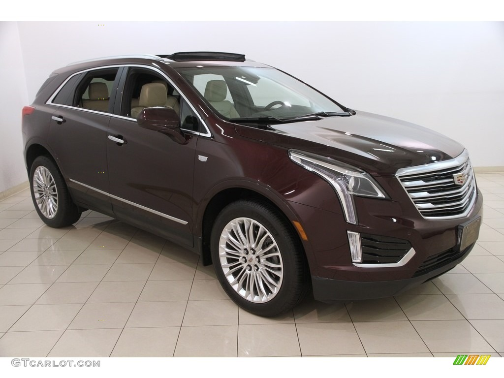 2017 deep amethyst metallic cadillac xt5 luxury awd 120201613 car color galleries. Black Bedroom Furniture Sets. Home Design Ideas
