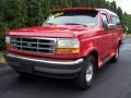 Ultra Red - F150 XLT Regular Cab 4x4 Photo No. 7