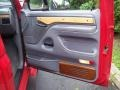 Ultra Red - F150 XLT Regular Cab 4x4 Photo No. 37