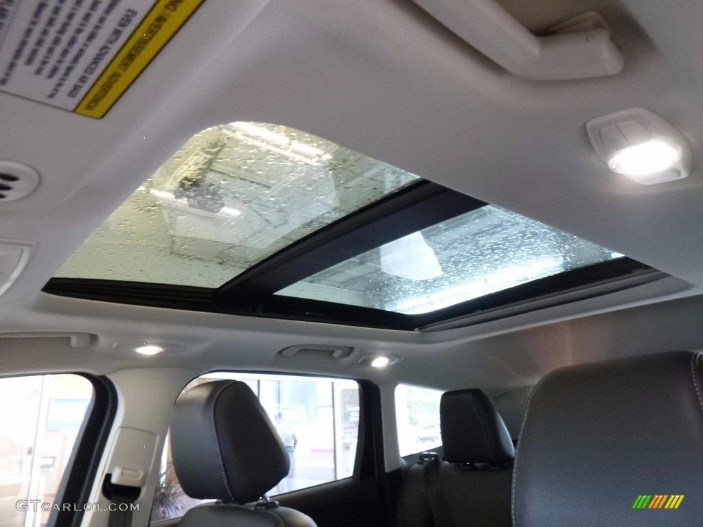 2014 Escape Titanium 2.0L EcoBoost 4WD - Karat Gold / Charcoal Black photo #12