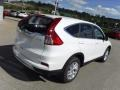 2015 White Diamond Pearl Honda CR-V EX AWD  photo #10