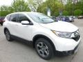 2017 White Diamond Pearl Honda CR-V EX-L AWD  photo #5