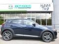Deep Crystal Blue Mica 2017 Mazda CX-3 Gallery