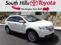 White Platinum Metallic Tri-Coat 2012 Lincoln MKX AWD