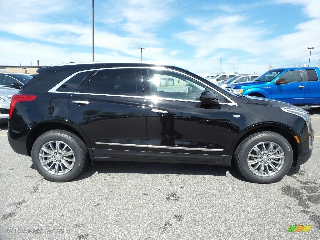 2017 Stellar Black Metallic Cadillac Xt5 Luxury Awd 120240877 Photo 2 Car