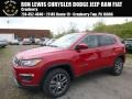 Redline 2 Coat Pearl 2017 Jeep Compass Latitude 4x4