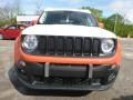 2017 Omaha Orange Jeep Renegade Altitude 4x4  photo #9