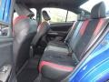 Carbon Black Rear Seat Photo for 2015 Subaru WRX #120297173