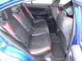 Carbon Black Rear Seat Photo for 2015 Subaru WRX #120297359