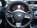 Carbon Black Steering Wheel Photo for 2015 Subaru WRX #120297464