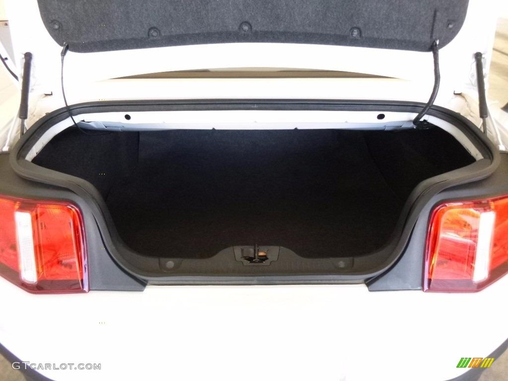 2011 Mustang V6 Premium Convertible - Performance White / Stone photo #11