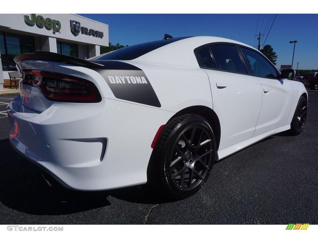 2017 Charger Daytona White Knuckle Black Photo 7
