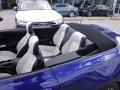 2016 Deep Impact Blue Metallic Ford Mustang EcoBoost Premium Convertible  photo #3