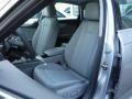 Rock Gray 2017 Audi A4 Interiors