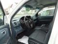 2009 Honda Pilot Black Interior Interior Photo