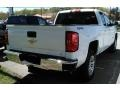 Summit White - Silverado 1500 LT Double Cab 4x4 Photo No. 2