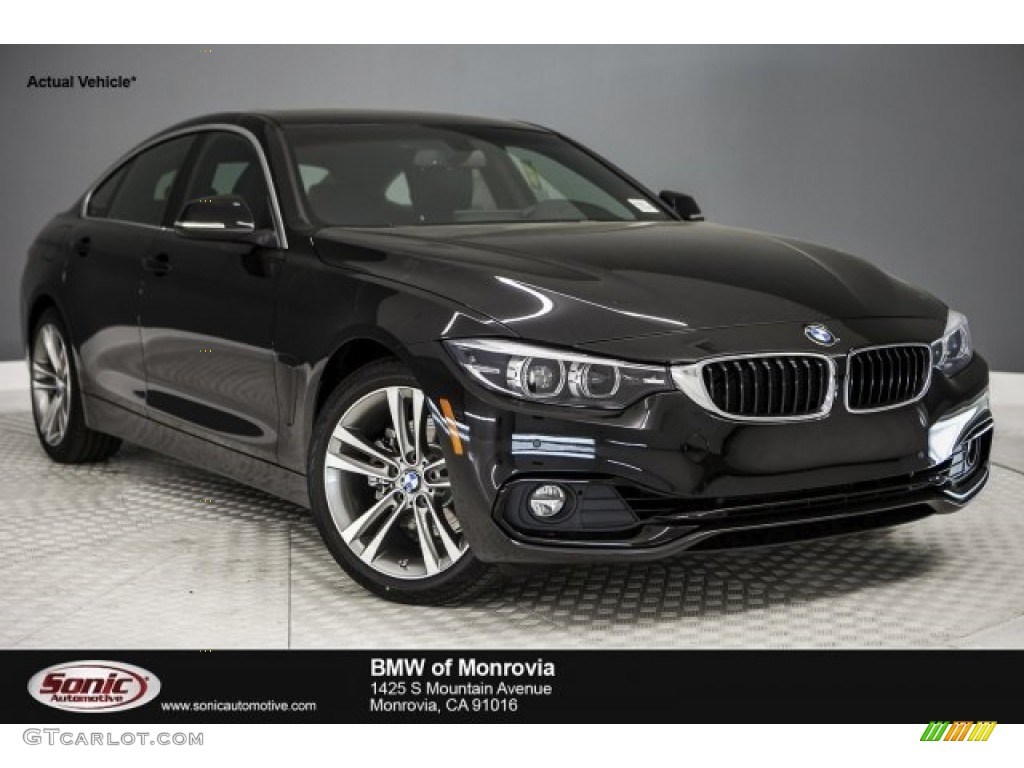 2018 black sapphire metallic bmw 4 series 430i gran coupe 120350522 car color. Black Bedroom Furniture Sets. Home Design Ideas