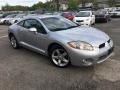 Liquid Silver Metallic 2007 Mitsubishi Eclipse GT Coupe