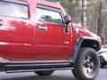 Red Metallic - H2 SUV Photo No. 6