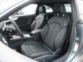 Black 2018 Audi A5 Interiors