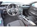 2017 Grabber Blue Ford Mustang V6 Coupe  photo #7