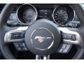 2017 Grabber Blue Ford Mustang V6 Coupe  photo #14