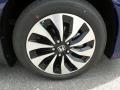 Vortex Blue Pearl - Accord Hybrid EX-L Sedan Photo No. 3