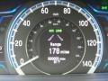 Vortex Blue Pearl - Accord Hybrid EX-L Sedan Photo No. 22